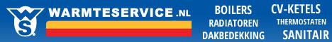 Warmteservice - HR Ketel, slimme thermostaat, dakbedekking en meer