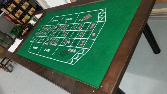 Roulette Tafel Te Koop.Spelregels Tow Casino Avond 22 December