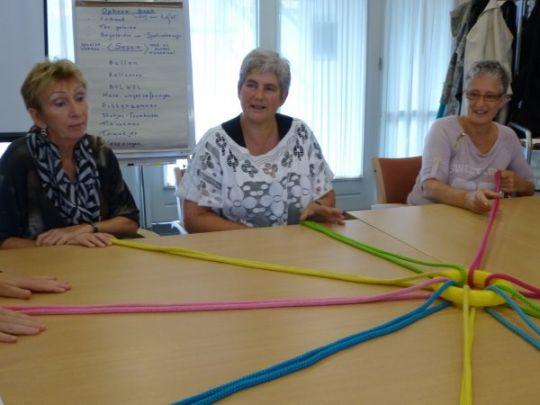 Top Geslaagde workshops Actief aan tafel &HG89