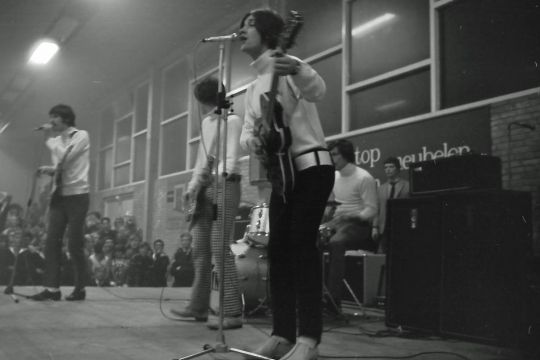The Kinks in Den Helder, 1966.