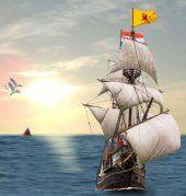 leven aan boord van voc schip